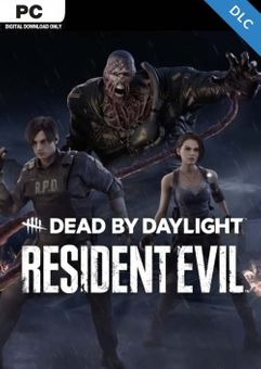 Dead by Daylight: Resident Evil Chapter PC - DLC