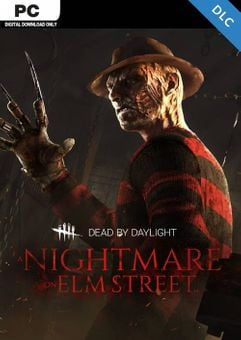 Dead by Daylight PC - A Nightmare on Elm Street DLC