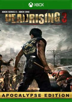 Dead Rising 3: Apocalypse Edition Xbox One (UK)