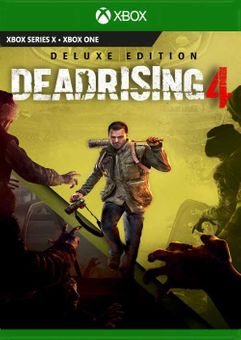 Dead Rising 4 Deluxe Edition Xbox One (UK)