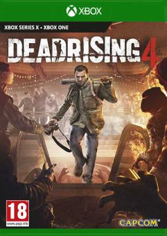 Dead Rising 4 Xbox One (EU)