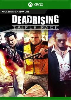 Dead Rising Triple Bundle Pack Xbox One (UK)
