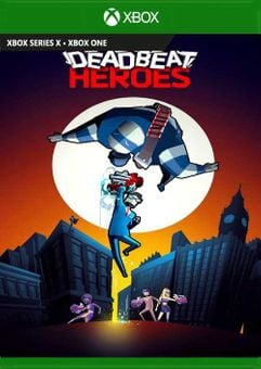 Deadbeat Heroes Xbox One