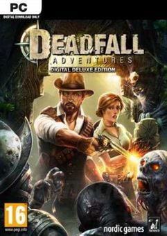Deadfall Adventures - Deluxe Edition PC