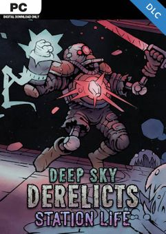 Deep Sky Derelicts - Station Life PC - DLC