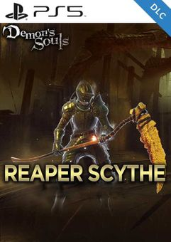 Demon's Souls Reaper Scythe DLC PS5