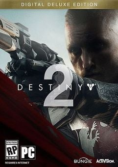 Destiny 2 Digital Deluxe Edition PC (US)