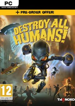Destroy All Humans! PC + DLC