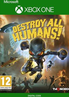 Destroy All Humans!  Xbox One (EU)