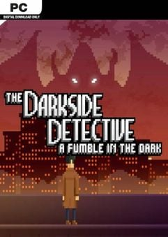 The Darkside Detective: A Fumble in the Dark PC
