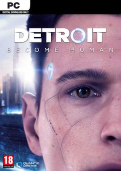 Detroit: Become Human PC (Steam)