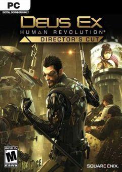 Deus Ex: Human Revolution - Director's Cut PC