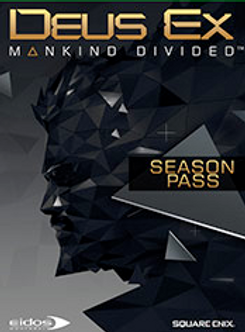 Deus Ex: Mankind Divided Season Pass PC