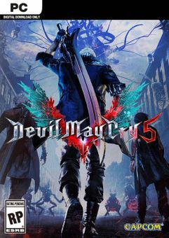 Devil May Cry 5 PC (EU)