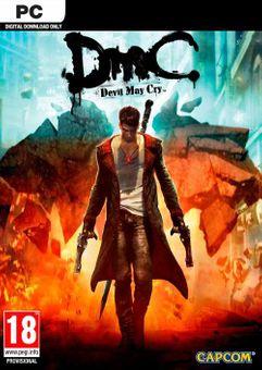 DmC: Devil May Cry PC (EU)