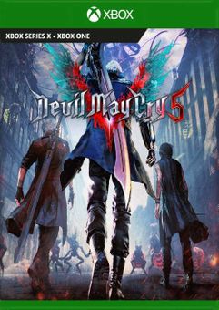 Devil May Cry 5 Xbox One (UK)