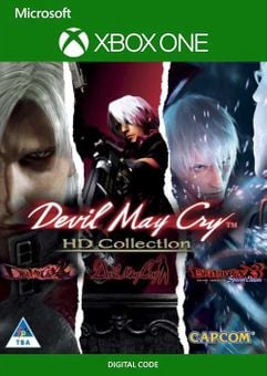 Devil May Cry HD Collection Xbox One (UK)