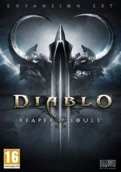 Diablo III 3 - Reaper of Souls Mac/PC