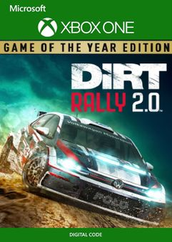 Dirt Rally 2.0 - Game of the Year Edition Xbox One (UK)