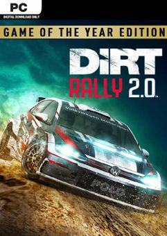 Dirt Rally 2.0 Game of the Year Edition PC