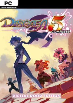 Disgaea 5 Complete: Digital Dood Edition PC