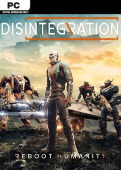 Disintegration PC (EU)