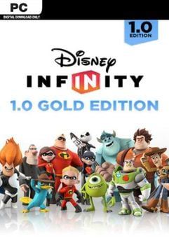 Disney Infinity 1.0 Gold Edition PC