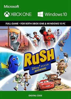 Disney Rush: A Disney Pixar Adventure PC / Xbox One