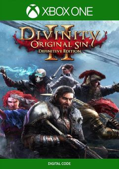 Divinity Original Sin 2 - Definitive Edition Xbox One (UK)