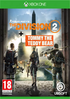 Tom Clancy's The Division 2 Xbox One Inc. Teddy Bear DLC