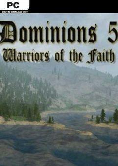 Dominions 5 - Warriors of the Faith PC (EN)