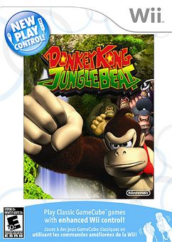 Donkey Kong Jungle Beat Wii U - Game Code