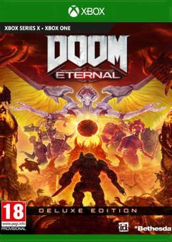 DOOM Eternal - Deluxe Edition Xbox One (UK)
