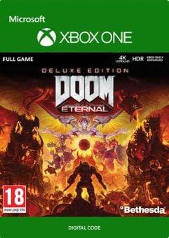 DOOM Eternal - Deluxe Edition Xbox One