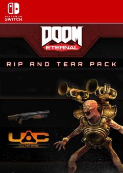 DOOM Eternal: Rip and Tear Pack Switch (EU)