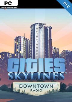 Cities: Skylines - Downtown Radio PC