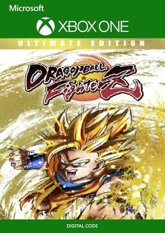 DRAGON BALL FIGHTERZ - Ultimate Edition Xbox One (UK)