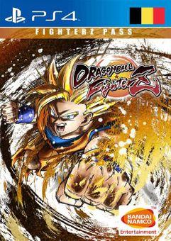 Dragon Ball FighterZ - FighterZ Pass PS4 (Belgium)