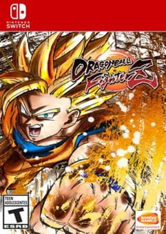 Dragon Ball FighterZ Switch (EU)
