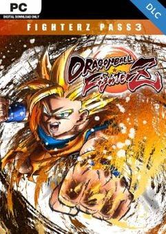 Dragon Ball Fighter Z - FighterZ Pass 3 PC