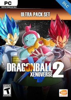 Dragon Ball Xenoverse 2 - Ultra Pack Set PC