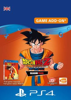 Dragon Ball Z Kakarot Season Pass PS4 (UK)