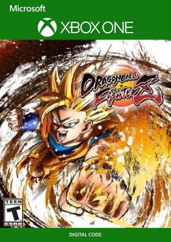 DRAGON BALL FIGHTERZ Xbox One (UK)