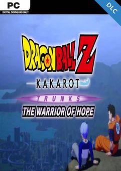 Dragon Ball Z: Kakarot - Trunks - The Warrior Of Hope PC - DLC