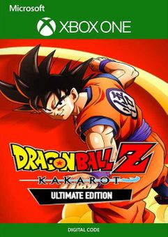 DRAGON BALL Z: KAKAROT Ultimate Edition Xbox One (UK)