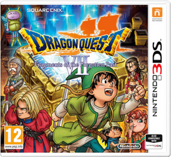 Dragon Quest VII 7: Fragments of the Forgotten Past 3DS - Game Code