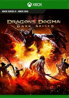 Dragons Dogma: Dark Arisen Xbox One (UK)