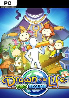 Drawn to Life: Two Realms PC