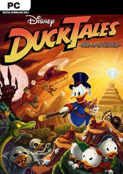 DuckTales Remastered PC (EU)