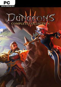 Dungeons 3 - Complete Collection PC